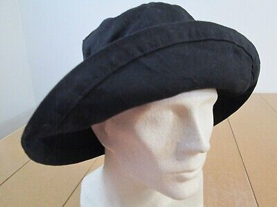 3c3c72ef Vintage SCALA Collezione Women's Ladies Bucket Rain Beach Gardening Sun Hat