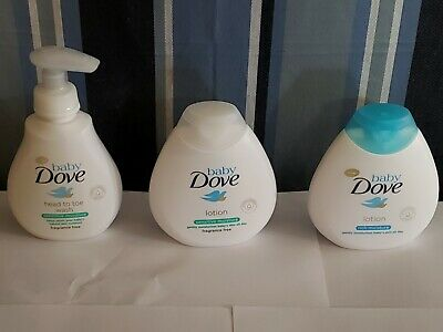 DOVE BABY ~Many to Choose From~ Washes, Lotions, Rich or Sensitive Moisture