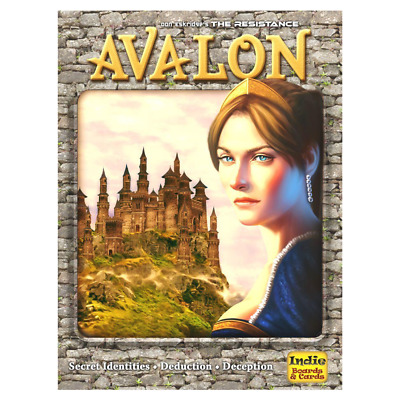 The Resistance: Avalon Board Game - Loot - BRAND NEW