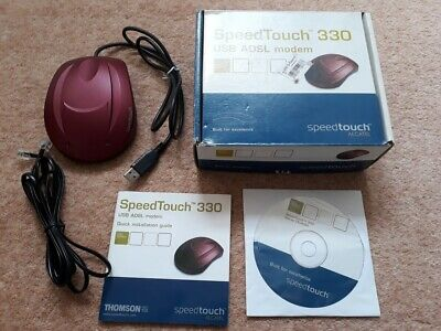 DRIVERS UPDATE: ALCATEL SPEEDTOUCH 330 ADSL MODEM