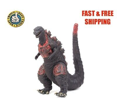 2019 Godzilla Movie King Of The Monster Series Burning Figure Height about 22 cm
