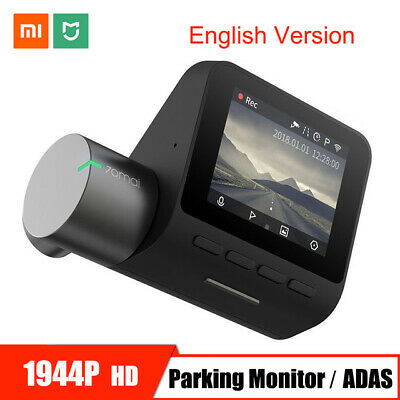 Xiaomi 70mai Dash Cam Pro WiFi Car DVR Camera Video Recorder With GPS Module