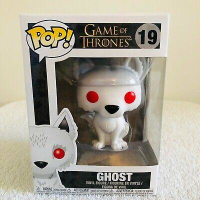 Funko Pop! Ghost HBO Game of Thrones #19