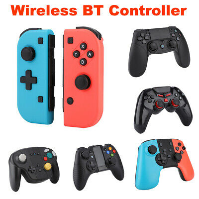 Wireless Bluetooth Game Controller Gamepad Joystick Joy-Con for Switch PS4 PS 3