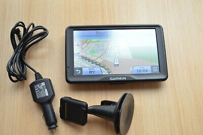 Garmin Camper 760LM Sat Nav Lifetime Europe Maps update, 7 inch display