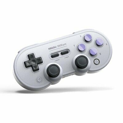 8Bitdo SN30 Pro G Bluetooth Gamepad Controller For Mac Android Switch Steam