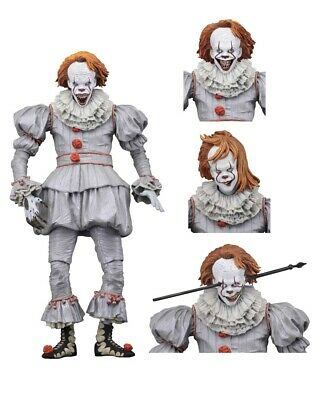 Stephen King's It 2017 Ultimate Pennywise (Well House) Action Figure Neca - Offi