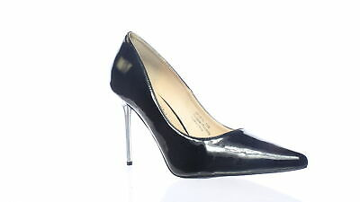 6b1a45470c3 PENNY LOVES KENNY Womens Opus Gl Black Patent Pumps Size 12 (C,D,W) (217458)