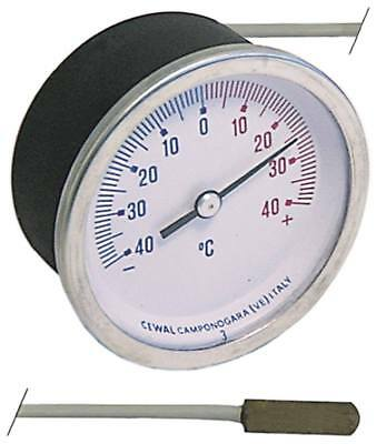 Thermometer Built-In 60mm Sensor 8, 5x30mm Capillary Length 1.500mm