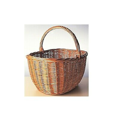 [3 Pack] Stow Green Shopping Basket 5304