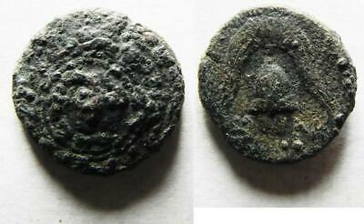 ZURQIEH -AS11910- Kings of Macedon, Philip III (323-317 BC). Æ 15