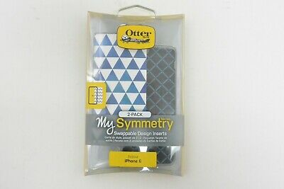 OtterBox Symmetry Series Triangle/Chainlink Swappable Inserts For iPhone 6/6s
