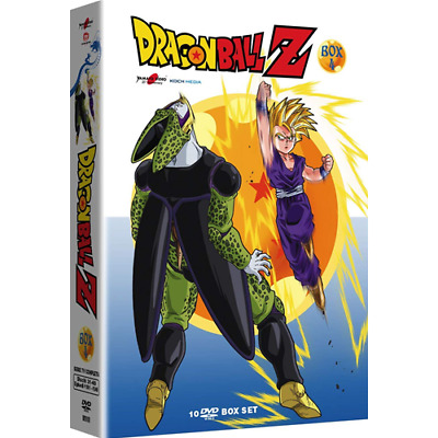 STV *** DRAGON BALL Z - Vol. 4 (10 DVD) *** sigillato