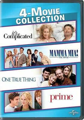 4 -Movie Collection: It's Complicated / Mamma Mia New Dvd