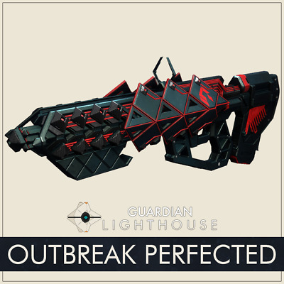 Destiny 2 Outbreak Perfected PS4 Account Recovery