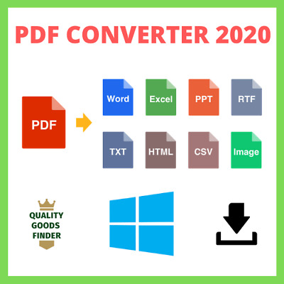 PDF To WORD Converter – convert any Pdf File