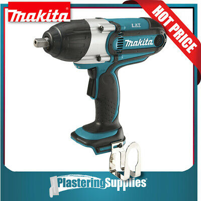 "Makita Impact Wrench Cordless 1/2"" 18v Li-Ion XWT04Z TOOL ONLY"