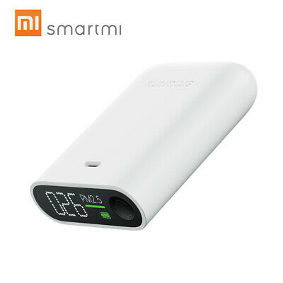 Xiaomi Smartmi PM2.5 Air Quality Detector Sensitive Tester Rechargeable P1Z4