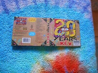 KEVIN BLOODY WILSON (2 CD) 20 YEARS OF KEV ~ BEST OF ~ hand signed DILLIGAF LIVE