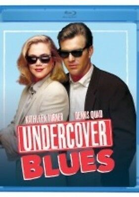 Undercover Blues (2015, Blu-ray New)