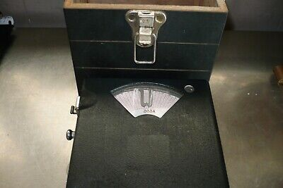 Vintage Homing Pidgeon Simplex Indicator Clock And Box