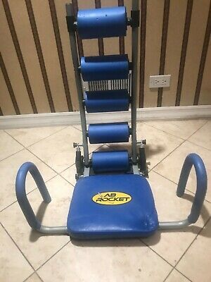 Ab Rocket Abdominal Trainer Workout Machine  - Assembled For You