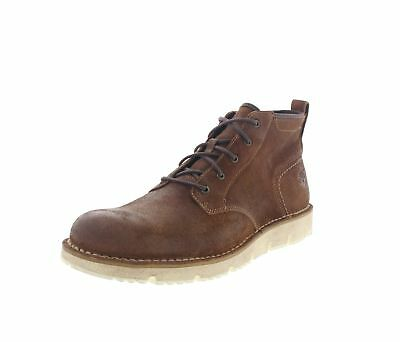 Timberland Men /'s a19h3 westmore Chukka Boots Cuir Marron