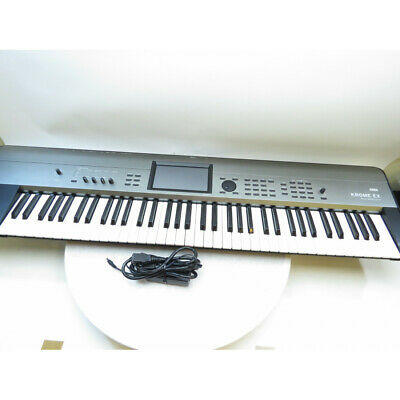 KORG KROME 73 Keyboard 73-Note Workstation with FREE