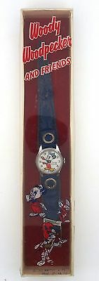 1972 Woody Woodpecker & Friends ANDY PANDA Character Watch in the Original Box