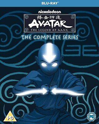 Avatar - The Last Airbender - The Complete Collection (Box Set) [Blu-ray]
