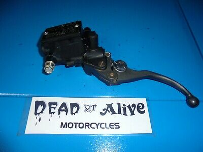 Kawasaki Zzr 1100   (1996)    Clutch Master Cylinder And Lever