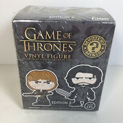 RARE DRAGON UNOPENED Funko Game of Thrones (Series 2) Mystery Mini Vinyl Figure