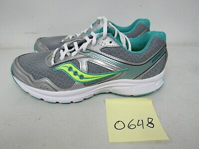 NEW $64 WOMENS Saucony Grid Cohesion 8 running shoes, size