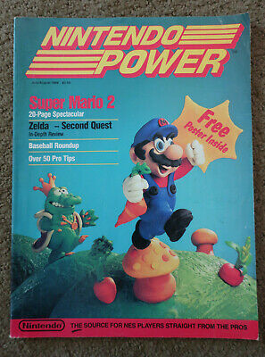 NINTENDO POWER ISSUE #38 July 1992 - Street Fighter 2 cover