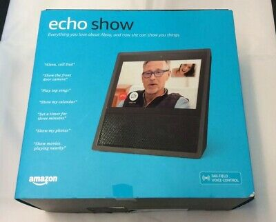 Amazon  Echo Show (1st gen.), Smart Assistant