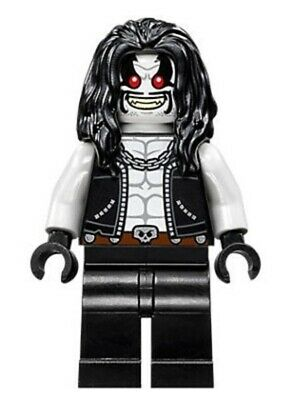 Lego Super Heroes Lobo sh490 (From 76096) Justice League DC Minifigure New