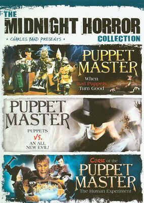 The Midnight Horreur Collection (Puppet Master Neuf DVD