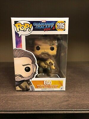 FUNKO POP! MOVIES: Guardians of the Galaxy Vol.2 - Ego [New Toy] Vinyl Figure