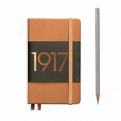 1917 METALLIC EDITION Pocket A6 Notebook Copper Cover Dotted Pages