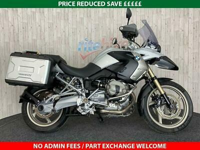 Bmw R1200Gs R 1200 Gs Tu With Side Luggage Very Clean Example 2012 62