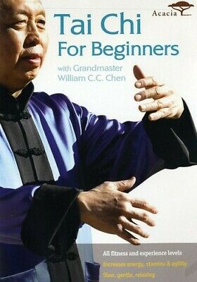 Tai Chi For Beginners With Grandmaster Chen New Dvd