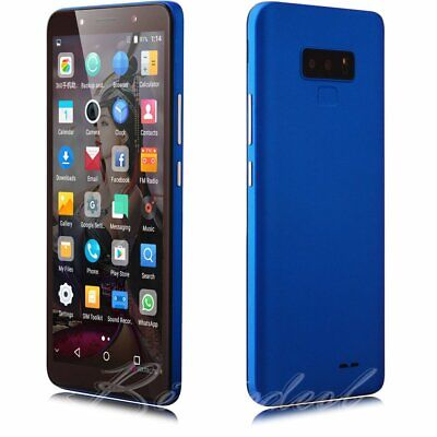 New 2019 Unlocked Android 7.0 Quad Core 2SIM Cheap Cell Phone 3G GSM Smartphone
