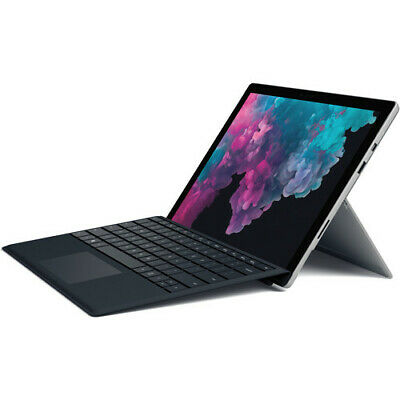 Microsoft Surface Pro 6 12.3 Core i5 8GB RAM 128GB SSD with Black Type Cover