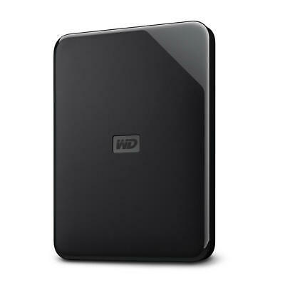 WD Elements SE 4TB Manufacturer Refurbished Portable Hard Drive by Western Di...