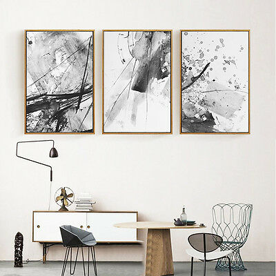 Realism Abstract Minimalist Canvas Poster Print Wall Art Painting Home Decor