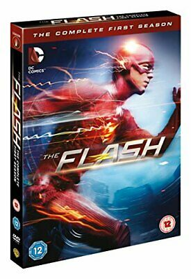 The Flash - Season 1 [DVD] [2015] By Grant Gustin,Candice Patton.