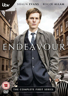 Endeavour: The Complete First Series DVD (2013) Shaun Evans ***NEW***