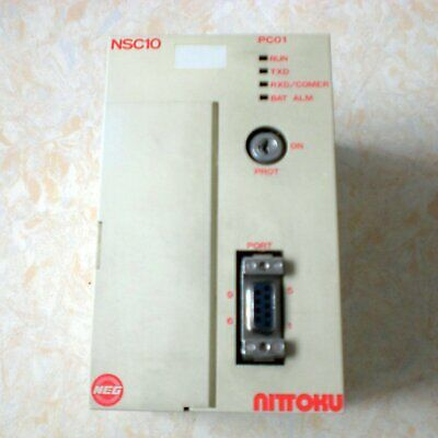 1PC Used NITTOKU FOR Yaskawa PLC Module JEPMC-PC040 Tested Good