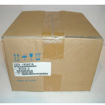 1PC NEW IN BOX Yaskawa servo driver SGDV-180A01A ONE Year Warranty