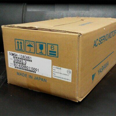 NEW IN BOX YASKAWA Servo driver SGMGH-13ACA61 ONE Year Warranty